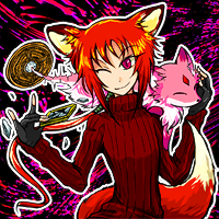 ★虚勢狐アマラ-200