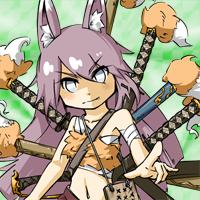 ★拾狐はたし-200