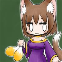 ★不動狐ヤルキナ-200
