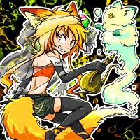★浄罪狐マグダラ-200