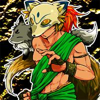 ★修験狐ラゴゥル-200