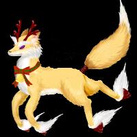 ★おめでたい狐麟-200