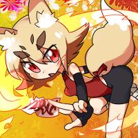★狛狐トウカ-200