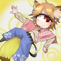 ★一つ目狐リンクーン-200