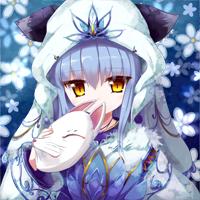 ★白狐クズノハ-200